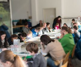 Comiciade Workshop 1 © Foto: Alexander Samsz