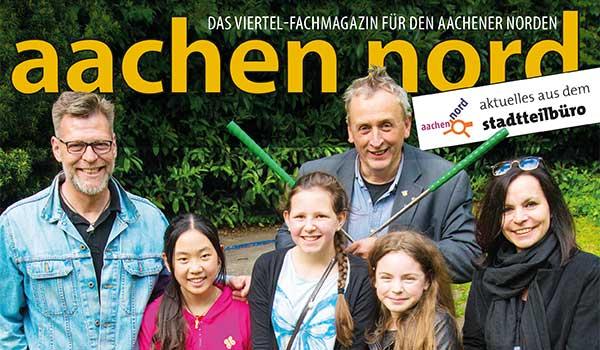 Der Sommer! Aachen Nord Viertelmagazin 48!