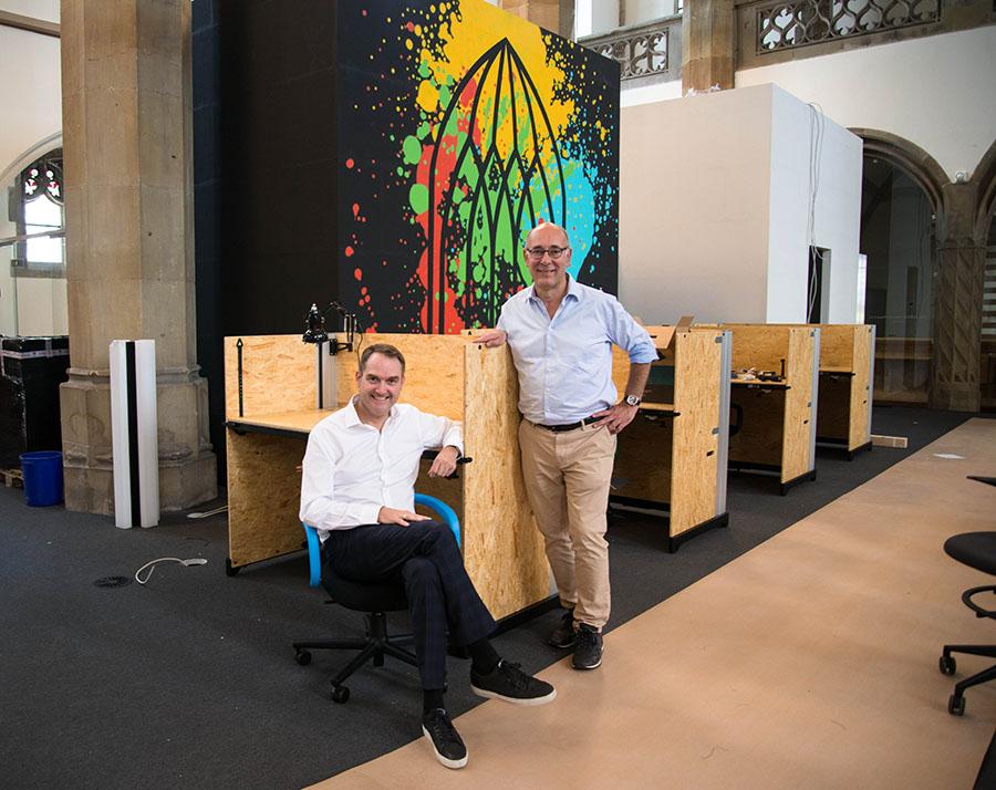 Digital Church eröffnet