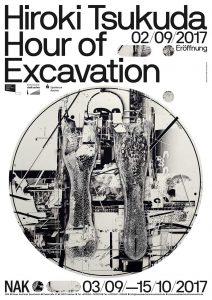 HIROKI TSUKUDA -HOUR OF EXCAVATION @ NAK | Aachen | Nordrhein-Westfalen | Deutschland
