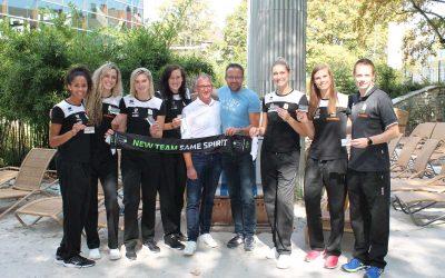 Carolus Thermen halten Ladies in Black die Treue