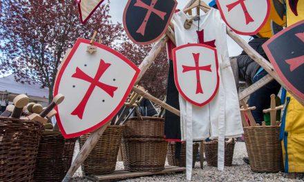 Mittelalterliches Reitturnier